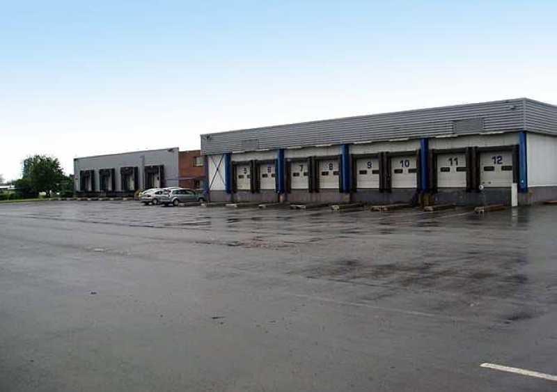 Location Local d'activités / Entrepôt Hénin-Beaumont 0