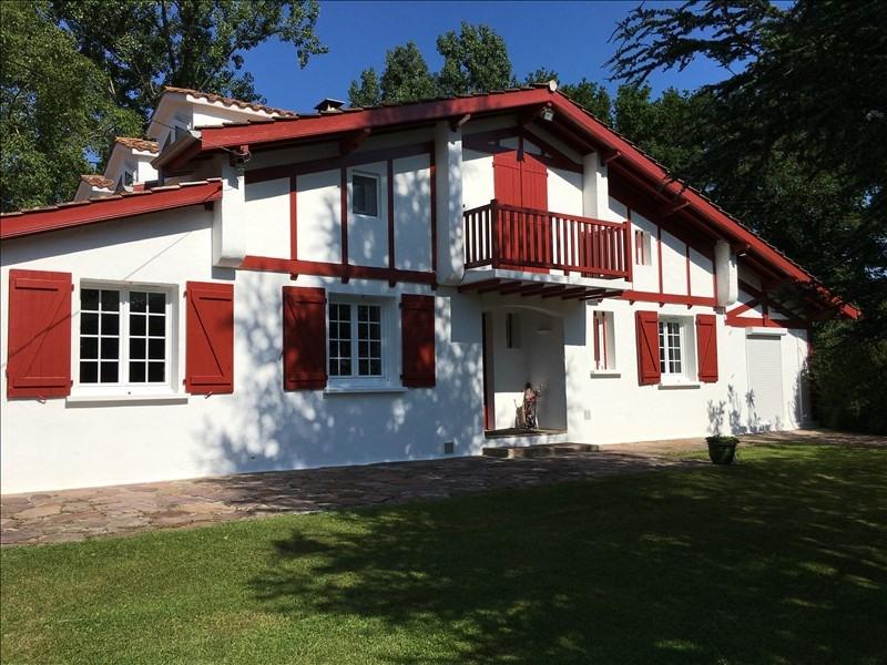 Vente de prestige maison / villa Urrugne 700000€ - Photo 1