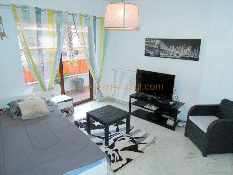 Life annuity apartment Cagnes-sur-mer 155000€ - Picture 10