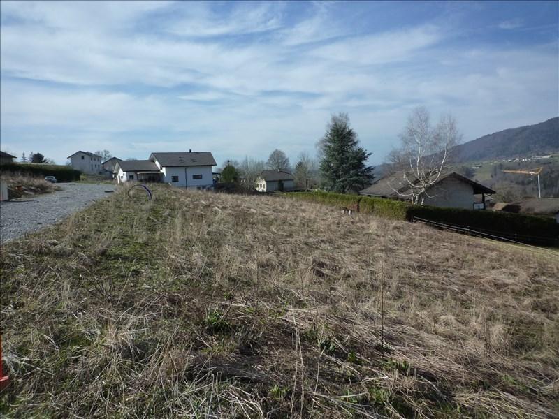 Vente terrain Menthonnex en bornes 164000€ - Photo 4