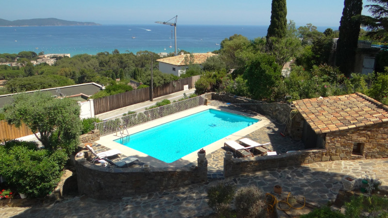 Vacation rental house / villa Cavalaire sur mer 3 500€ - Picture 2
