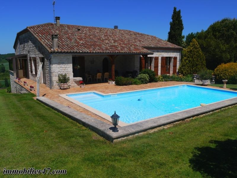 Vente de prestige maison / villa Prayssas 405 000€ - Photo 3