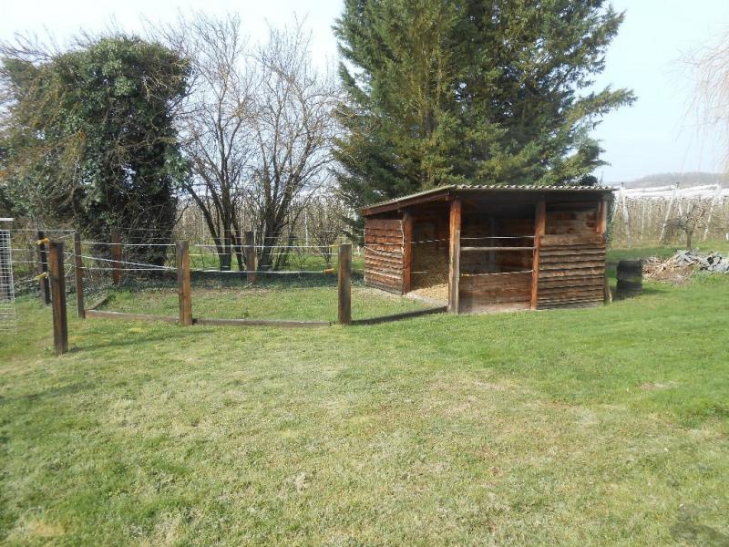 Vente maison / villa Saint nicolas de la grave 420000€ - Photo 7