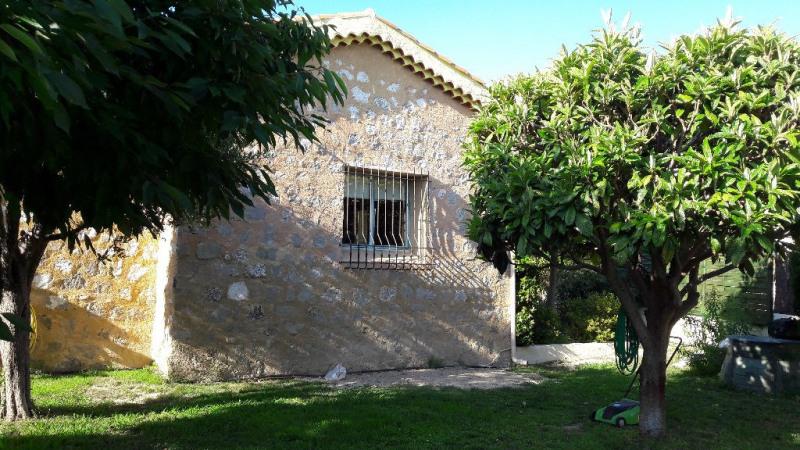 Deluxe sale house / villa Villeneuve loubet 849000€ - Picture 1