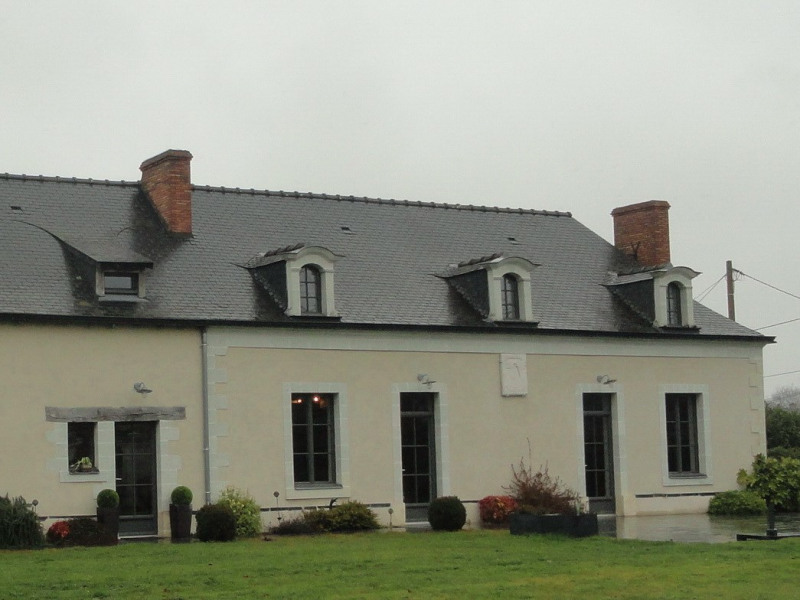 Deluxe sale house / villa Angers 30 mn nord 535 000€ - Picture 2
