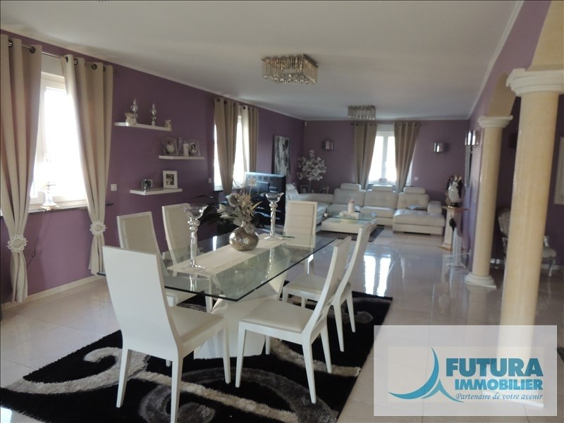 Vente maison / villa Behren les forbach 445000€ - Photo 4