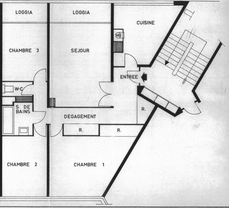 Vente appartement Les ulis 127000€ - Photo 3