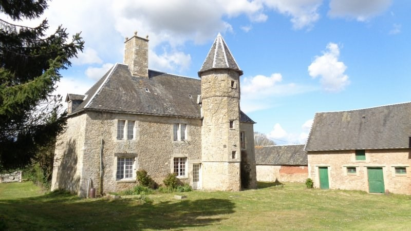 Sale chateau Isigny sur mer 299000€ - Picture 1