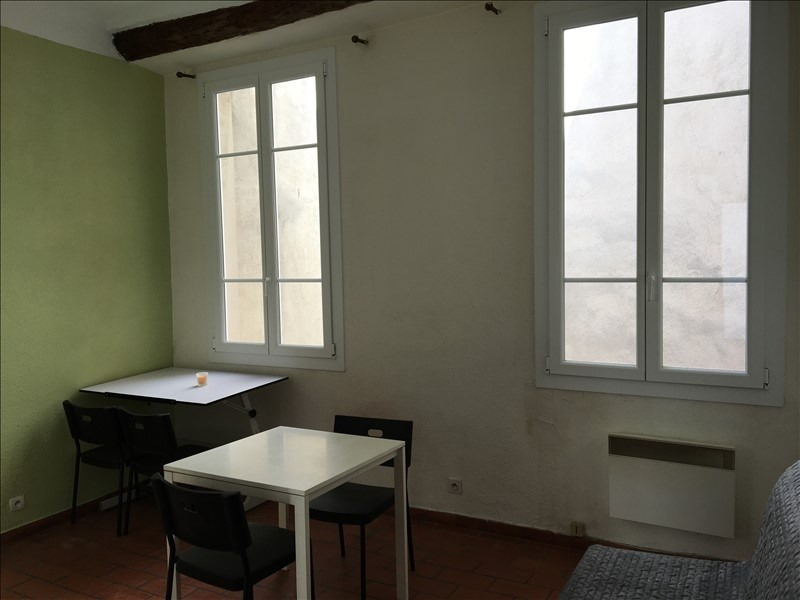 Rental apartment Aix en provence 415€ CC - Picture 3