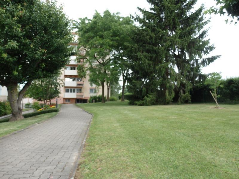 Vente appartement Bischheim 147000€ - Photo 7