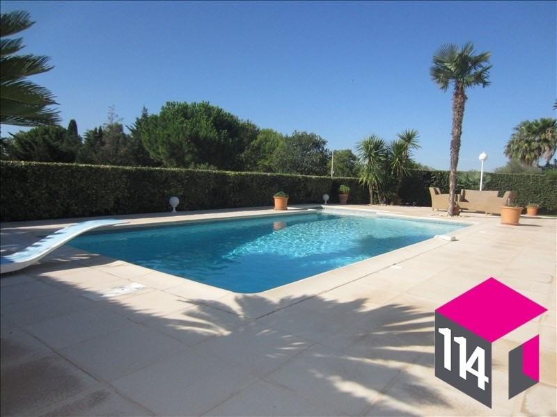 Vente maison / villa Baillargues 550000€ - Photo 2