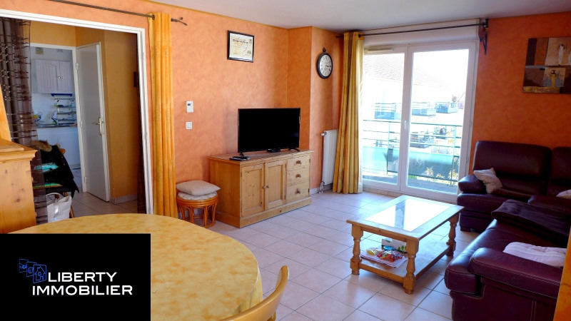 Vente appartement Trappes 230000€ - Photo 3