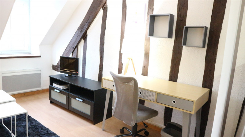 Rental apartment Fontainebleau 670€ CC - Picture 4
