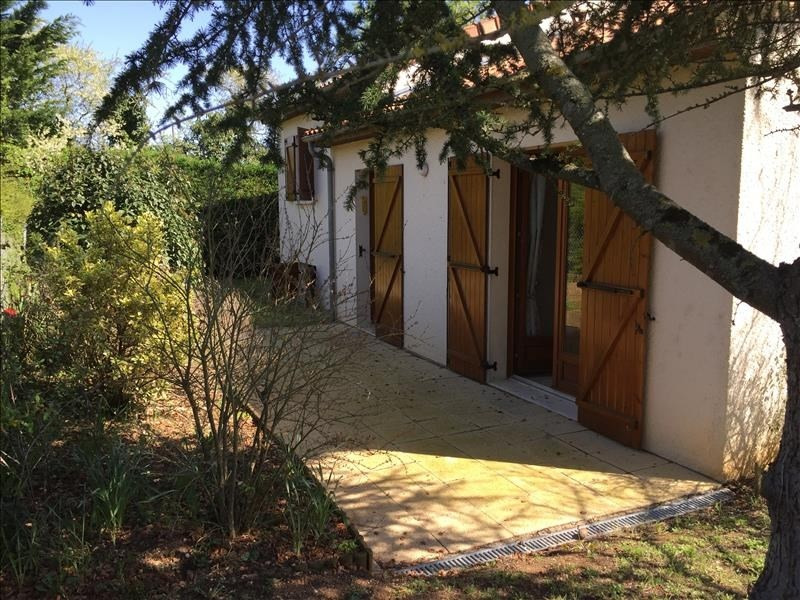 Vente maison / villa Poitiers 179000€ -  10