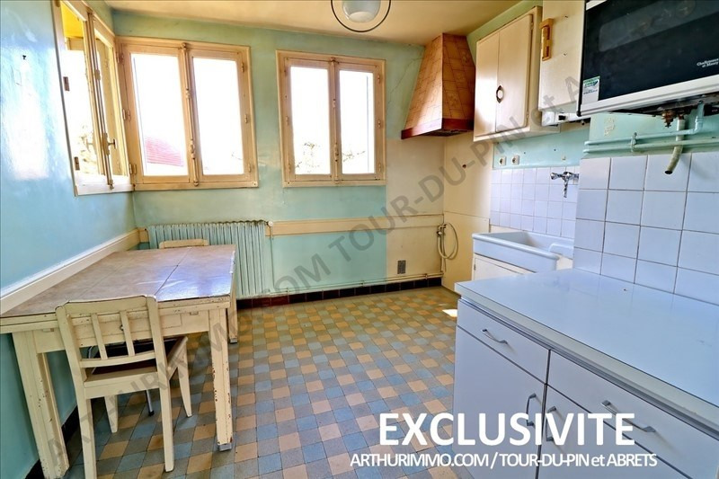 Sale house / villa La tour du pin 119 000€ - Picture 4