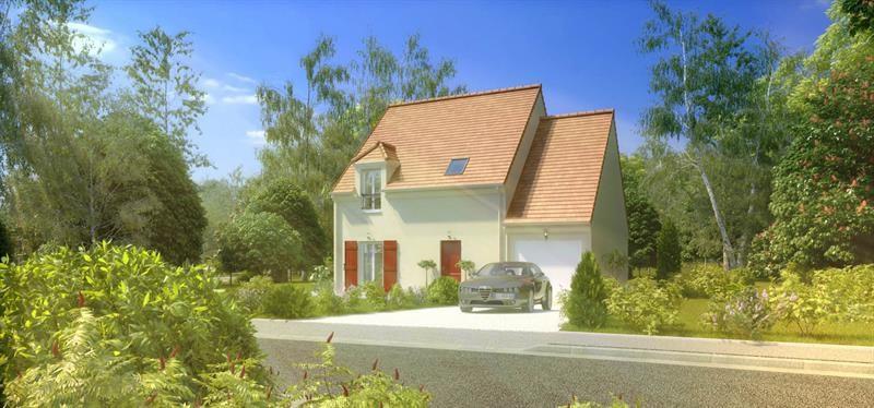 """Modèle de maison  """"Perle 3.081"""" à partir de 4 pièces Val-de-Marne par MAISONS PIERRE"""