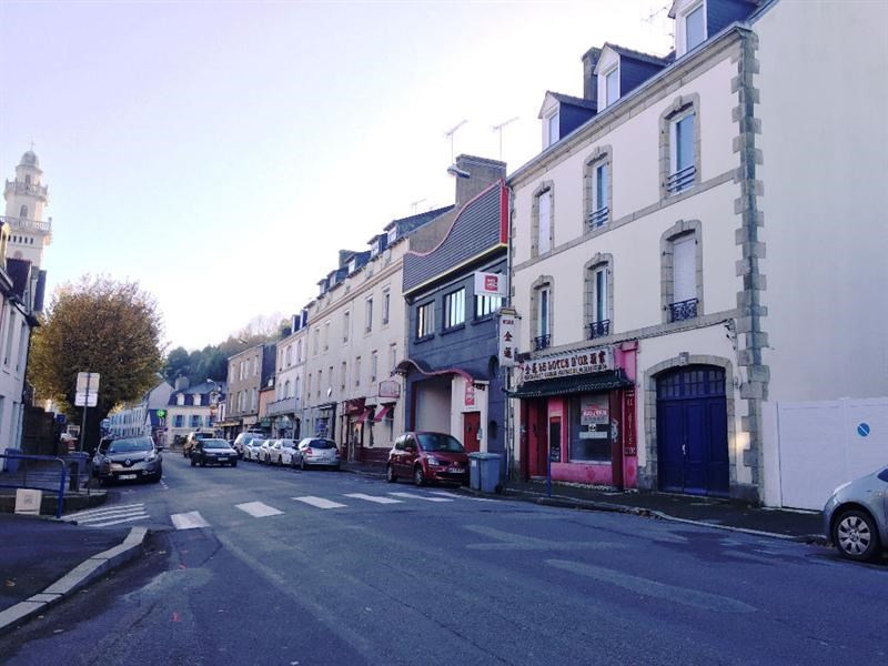 Vente Local commercial Quimper 0