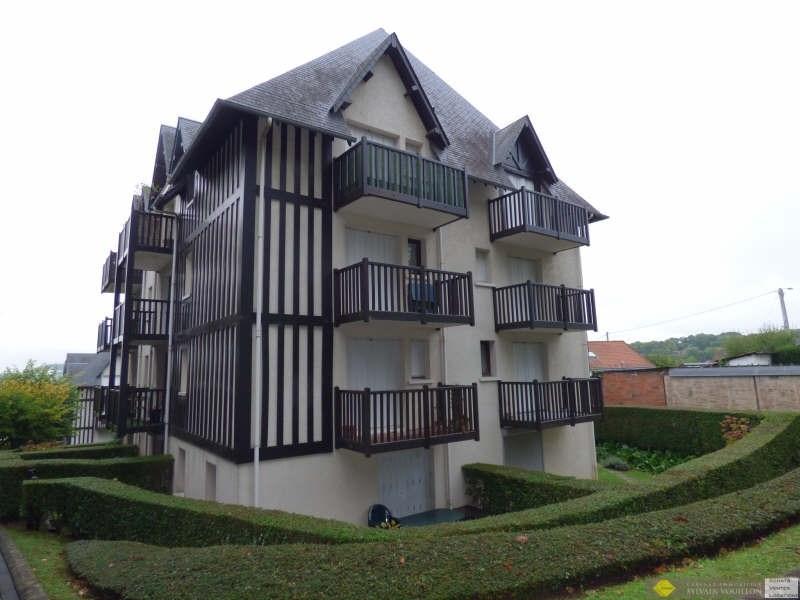 Vendita appartamento Villers sur mer 72000€ - Fotografia 1