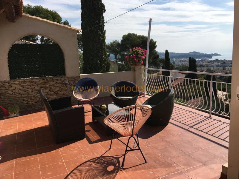Verkauf auf rentenbasis haus La seyne-sur-mer 450000€ - Fotografie 3