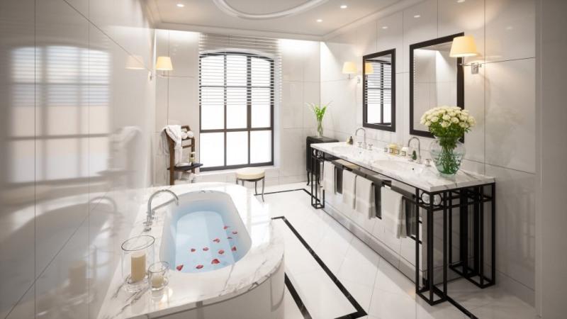 Vente de prestige hôtel particulier Paris 7ème 39900000€ - Photo 12