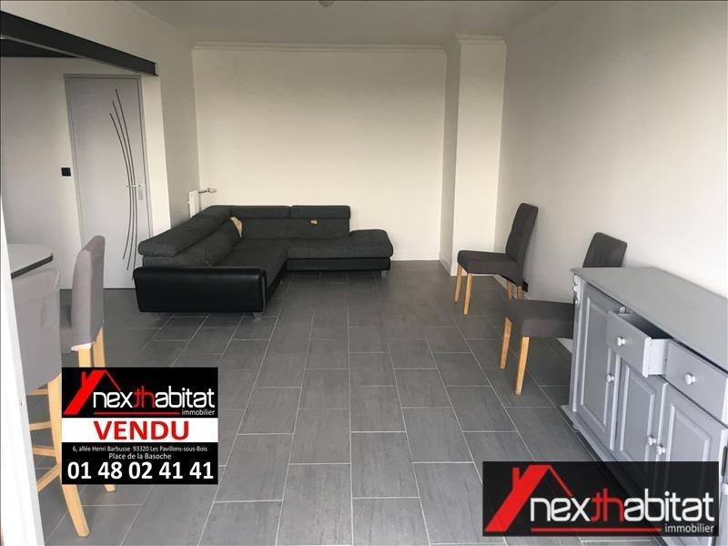 Vente appartement Les pavillons sous bois 193000€ - Photo 1