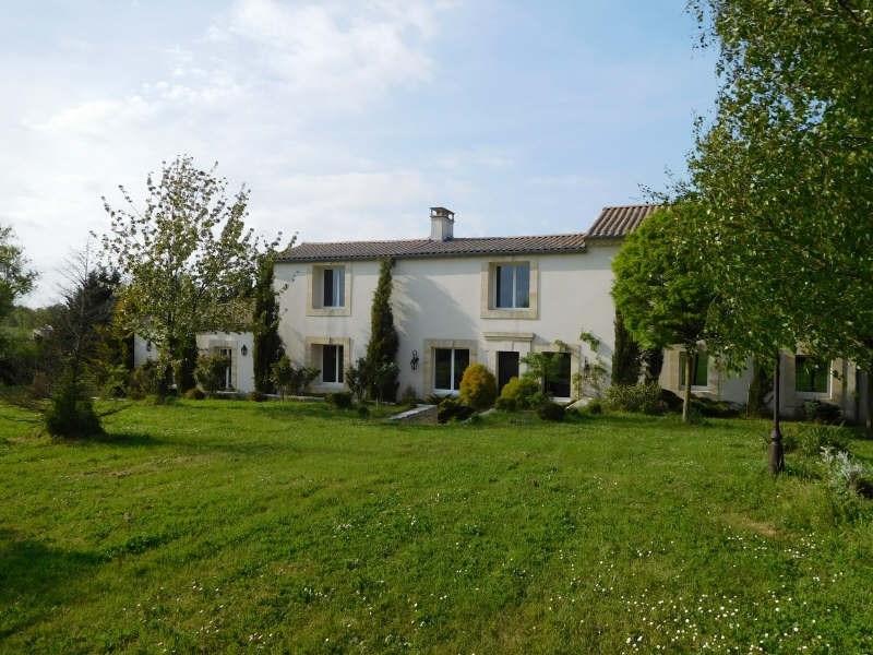 Vente de prestige maison / villa Blaye 786000€ - Photo 1