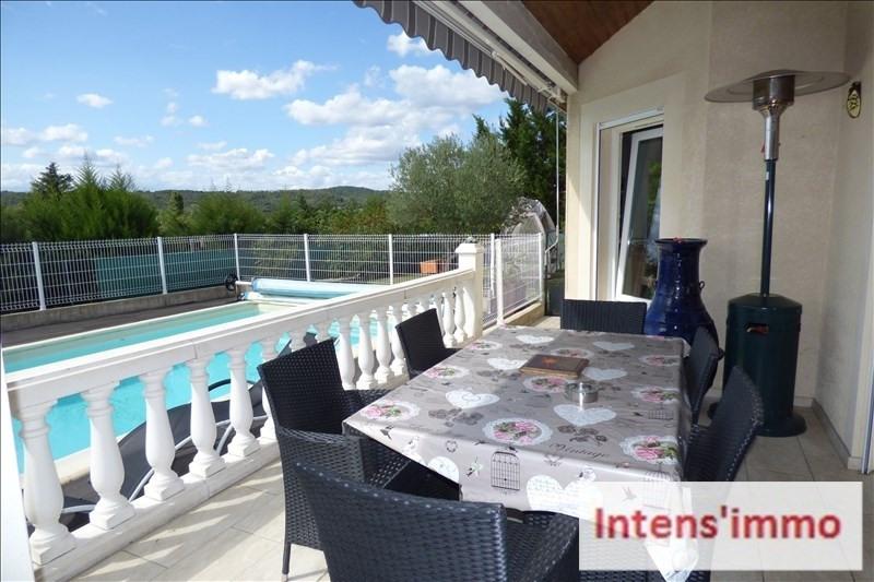 Sale house / villa Mours st eusebe 320000€ - Picture 3