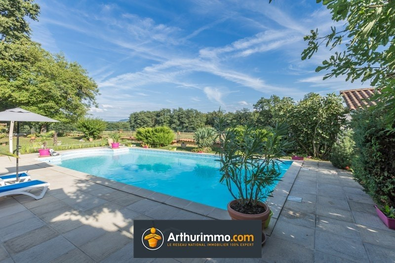 Vente maison / villa Morestel 395000€ - Photo 6