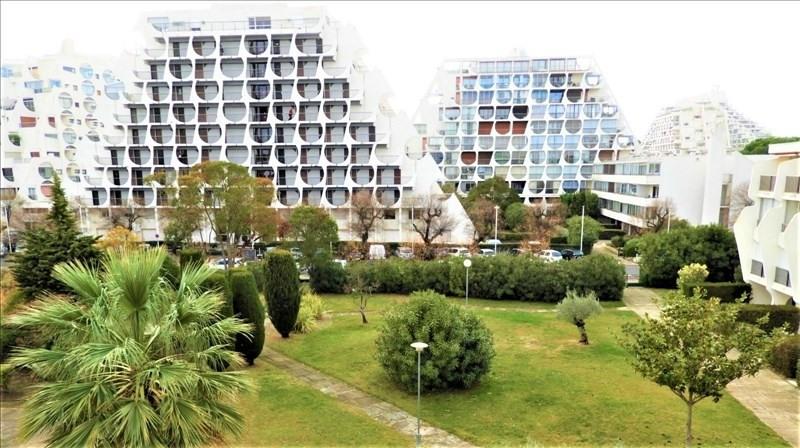 Vente appartement La grande motte 185300€ - Photo 1