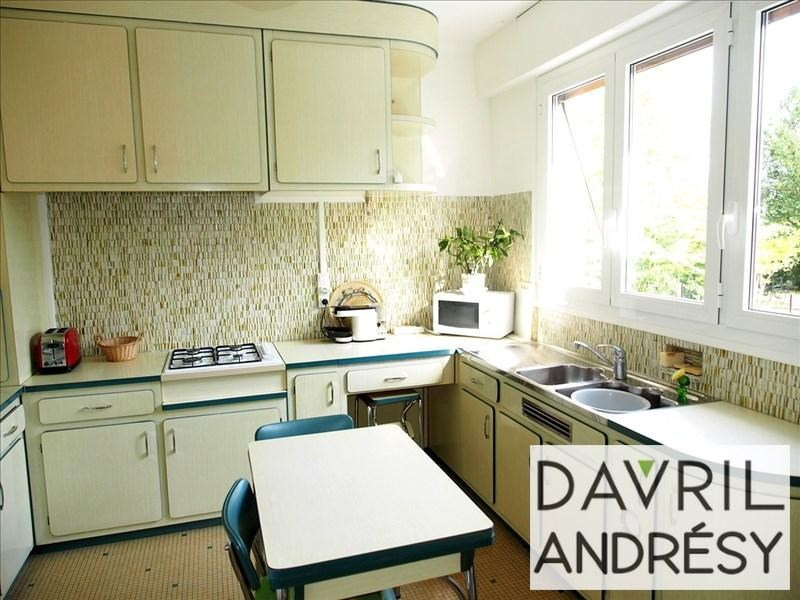 Deluxe sale house / villa Andresy 600000€ - Picture 5