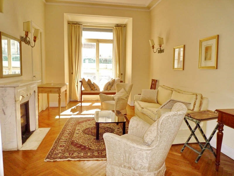 Rental apartment Nice 1600€ CC - Picture 1