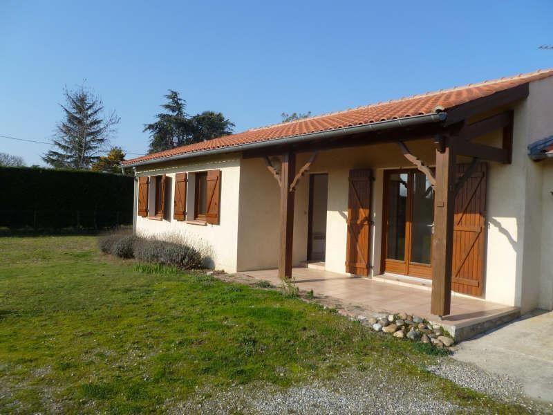 Rental house / villa Lapeyrouse fossat 816€ +CH - Picture 1