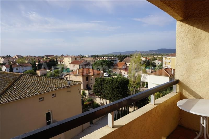 Sale apartment Frejus-plage 245 000€ - Picture 1