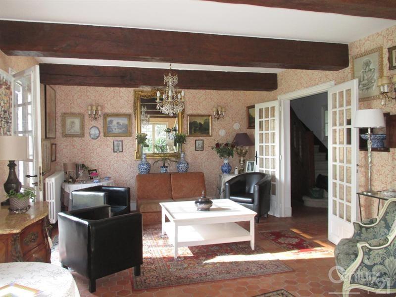 Vente de prestige maison / villa Canapville 605000€ - Photo 4