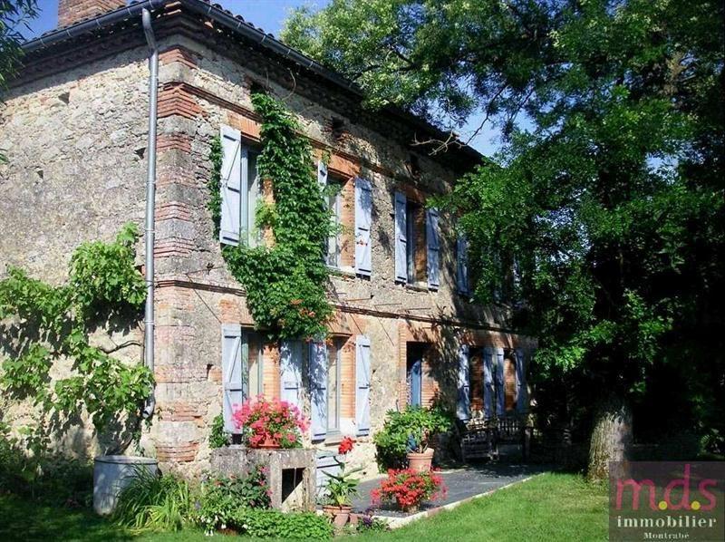 Deluxe sale house / villa Verfeil secteur 840000€ - Picture 1