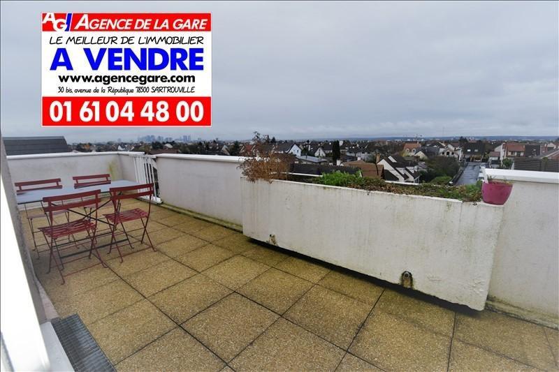 Vente appartement Sartrouville 210000€ - Photo 1
