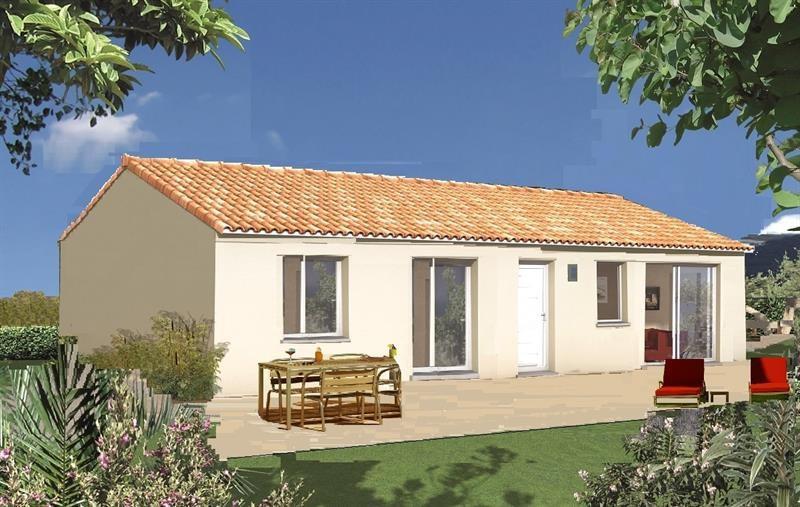 Maison  5 pièces + Terrain 250 m² Florensac par VILLAS TERRA MERIDIONA