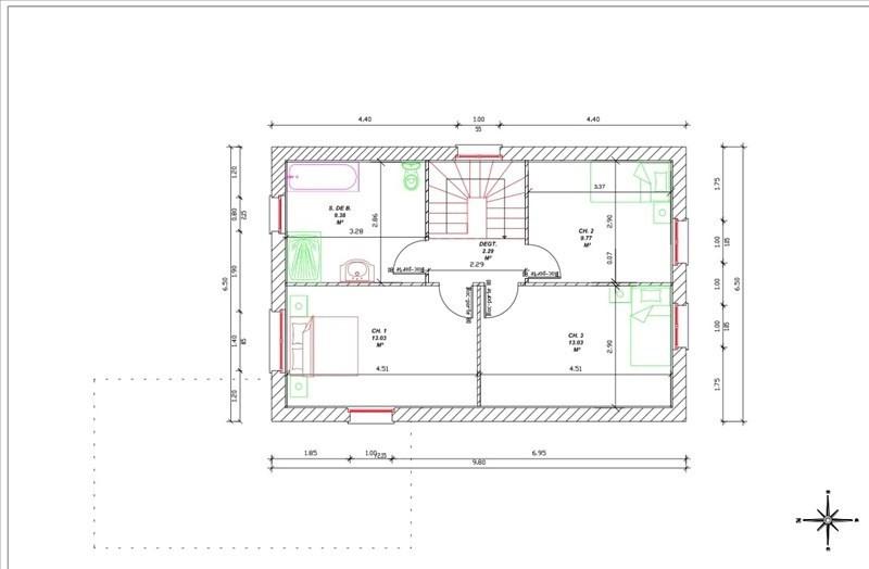 Vendita casa Sélestat 210000€ - Fotografia 3