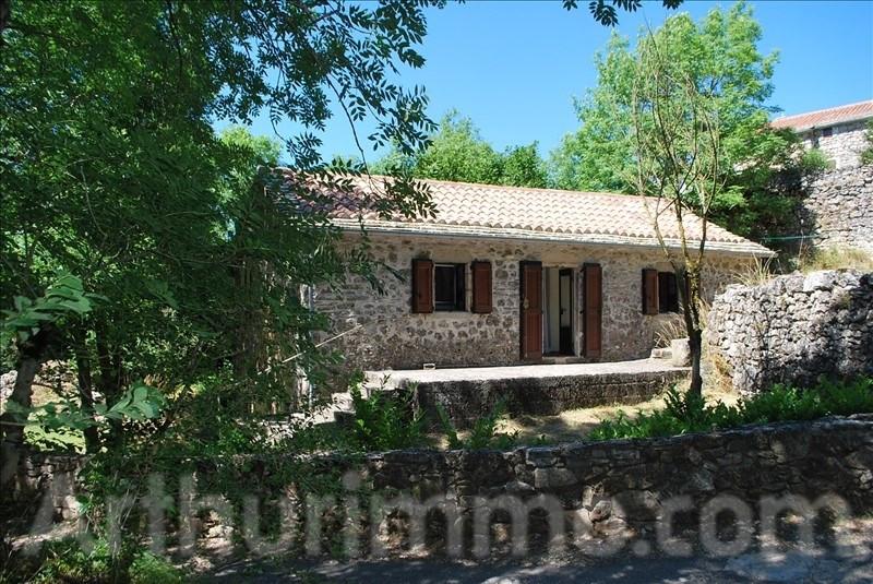 Sale house / villa La couvertoirade 149800€ - Picture 2