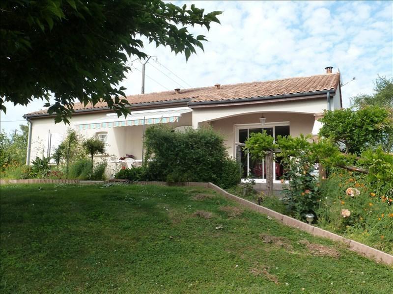 Vente maison / villa Antran 201400€ - Photo 2