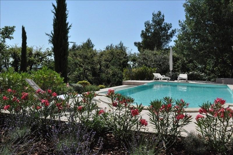 Vente maison / villa Malemort du comtat 518000€ - Photo 3