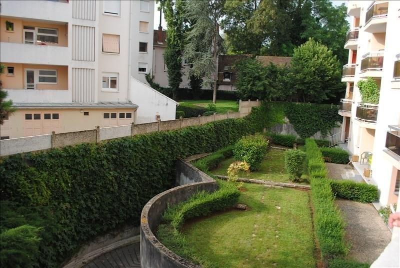 Rental apartment Auxerre 460€ CC - Picture 1