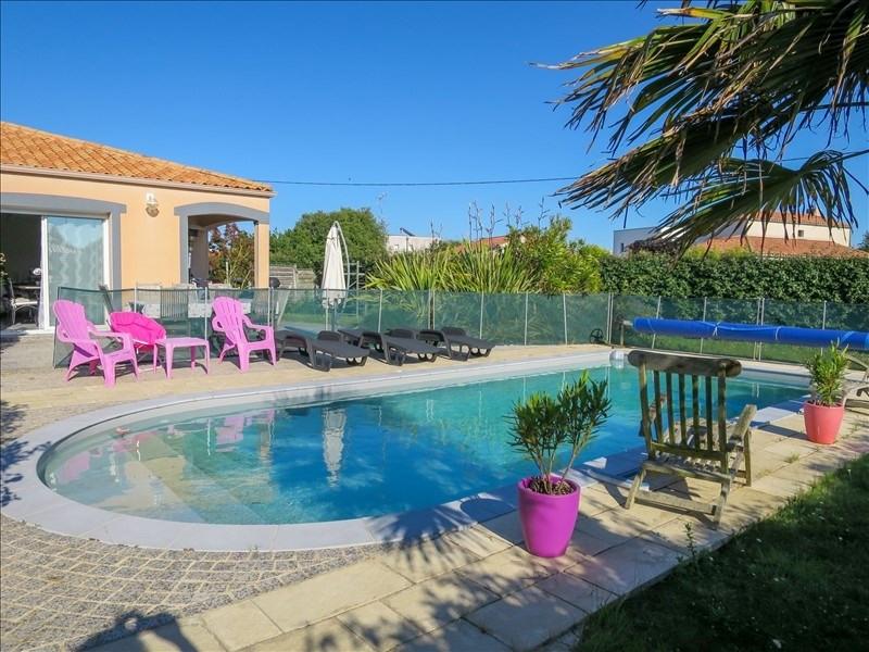 Vente maison / villa Le chateau d'olonne 378000€ - Photo 2
