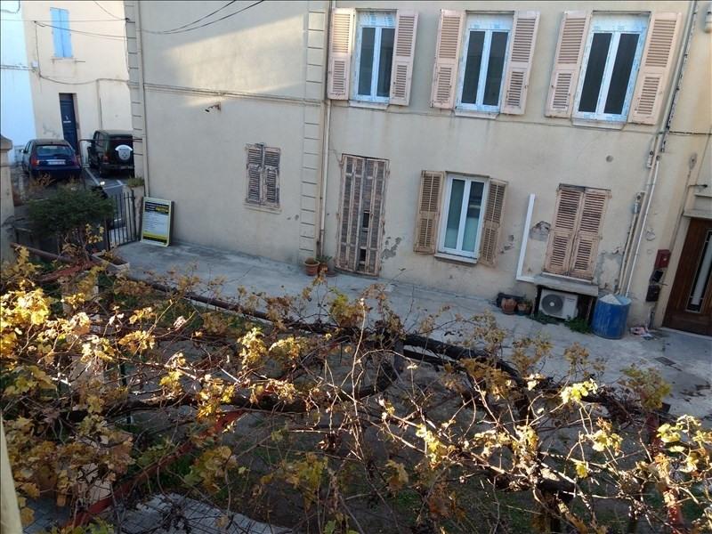 Locação apartamento Le golfe juan 500€ CC - Fotografia 2