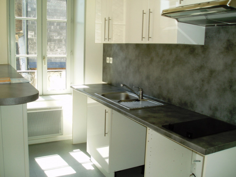 Alquiler  apartamento Honfleur 493€ CC - Fotografía 2