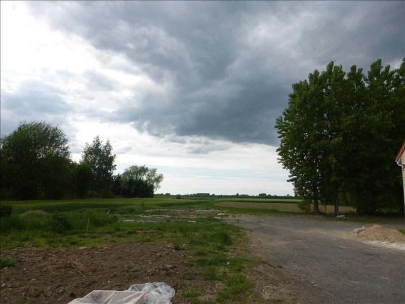 Vente terrain Calonne sur la lys 44000€ - Photo 2