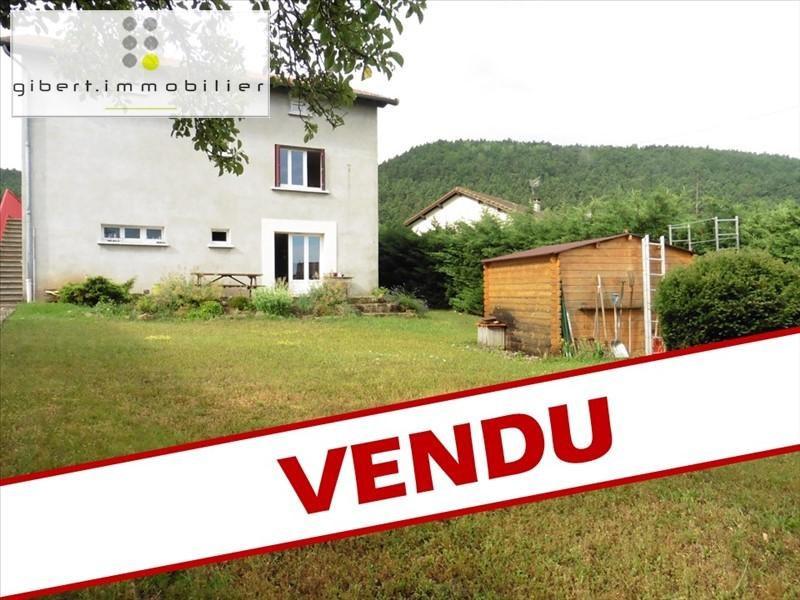 Sale house / villa Coubon 149500€ - Picture 1