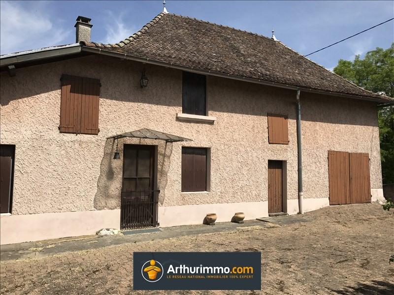 Sale house / villa Les avenieres 126000€ - Picture 1