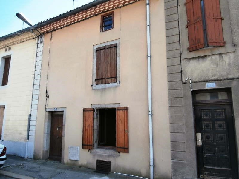 Vente maison / villa Secteur de mazamet 30 000€ - Photo 1