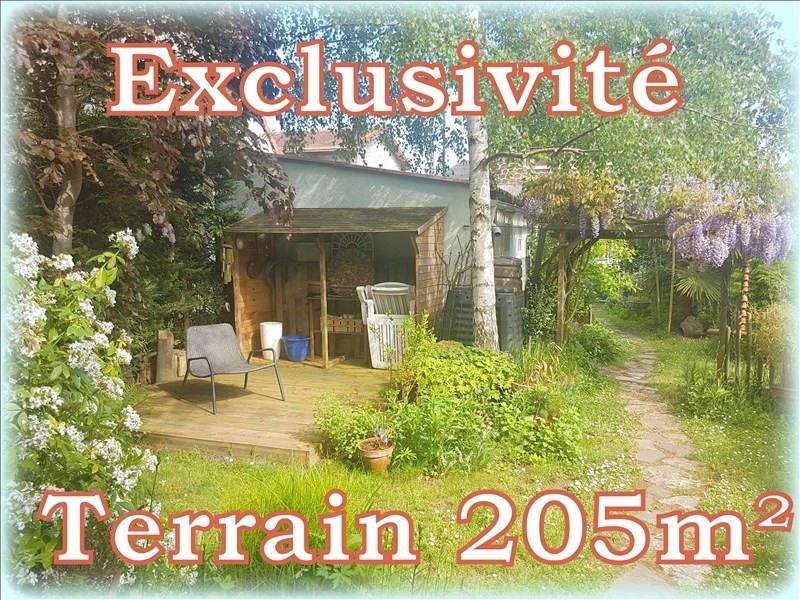 Vente terrain Les pavillons sous bois 162000€ - Photo 1